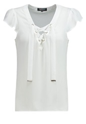 Morgan Ocota Blouse Ecru Off White