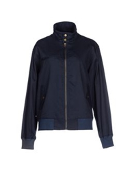 Dr. Denim Jeansmakers Jackets Dark Blue