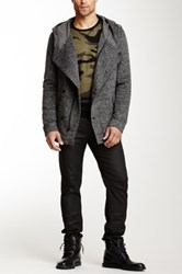 Joe's Jeans Sebastian Long Coat Gray