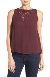 Women's Leith Lace Inset Tank