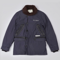 Neighborhood L 1D C Coat Navy