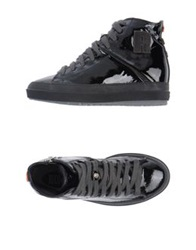 Ruco Line High Tops And Trainers Black