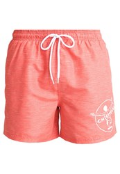 Chiemsee Swimming Shorts Orange