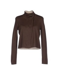 Pennyblack Cardigans Dark Brown