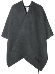 Dondup Cape Coat Grey