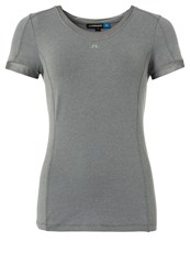 J. Lindeberg J.Lindeberg Charlie Sports Shirt Grey Melange Mottled Grey