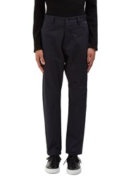 Oamc Aviator Straight Leg Pants Navy