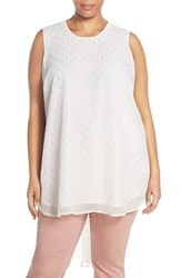 Plus Size Women's Melissa Mccarthy Seven7 Asymmetrical High Low Tank