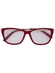 Chloe Cat Eye Glasses Red