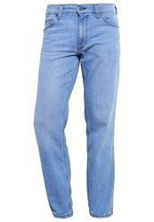 Mustang 9111 Straight Leg Jeans Stoneblue Denim Stone Blue Denim