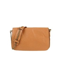 Abaco Medium Leather Bags Tan