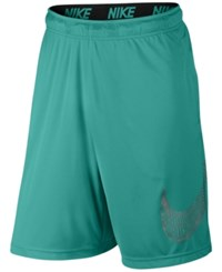Nike Men's Dry Training Shorts Rio Teal