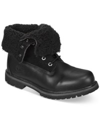 Timberland Women's Teddy Foldover Boots Women's Shoes
