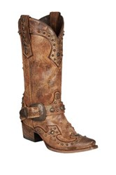 Lane Boots Your Harness Tall Shaft Western Boot Brown