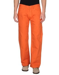 P.A.R.O.S.H. Casual Pants Rust