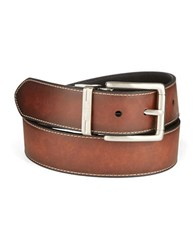 Nautica Leather Belt Brown Black