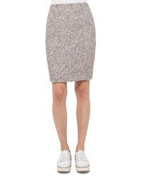 Akris Punto Tweed Pencil Skirt Multi Multi Colors
