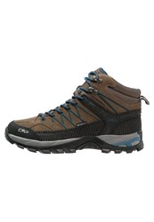 Cmp F.Lli Campagnolo Rigel Wp Walking Boots Wood Brown