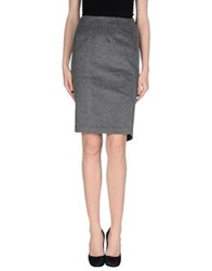 Nougat London 3 4 Length Skirts Lead