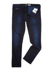 Calvin Klein Taper Jean Electric Blue