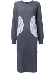 G.V.G.V. 'Nami' Sweater Dress Grey