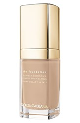 Dolce And Gabbana Beauty Perfect Luminous Liquid Foundation Creamy 80