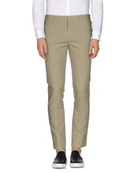 M.Grifoni Denim Trousers Casual Trousers Men Grey