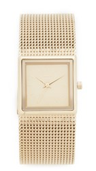 Dkny Stonewall Watch Gold