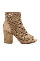 Flash Bootie Taupe