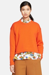 Vivetta 'Deledda' Sweater Orange