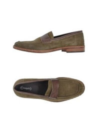 Bagatt Moccasins Military Green