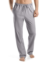 Hanro Knit Lounge Pants Grey