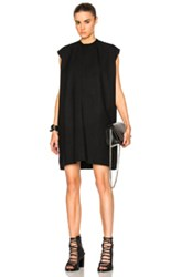 Rick Owens Wool Audrey Tunic In Black