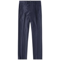 A.P.C. Flannel Wool Pant Blue