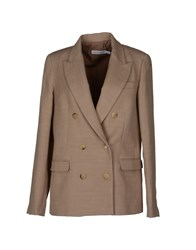 See By Chloe See By Chloe Suits And Jackets Blazers Women Light Brown
