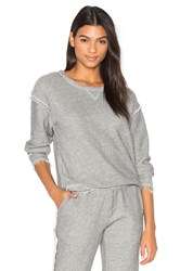 Nation Ltd. Renata Sweatshirt Grey