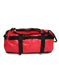 The North Face Red And Black Base Camp M Duffle Bag 69 L