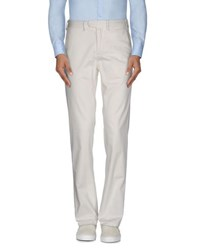 Lab. Pal Zileri Trousers Casual Trousers Men Ivory