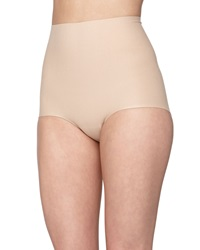 Commando Seamless Cotton Control Briefs True Nude