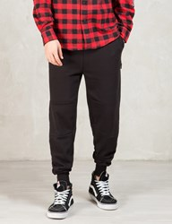 Hero's Heroine Black Skinny Sweatpants