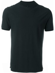 Transit Cuffed Sleeve T Shirt Black