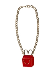 Pixie Market Happy Meal Necklace