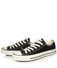 Converse Black Chuck Taylor All Star Low Trainers