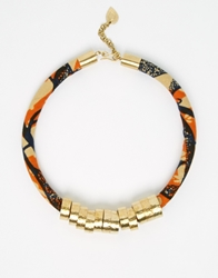 Made Shutambaya Tribal Necklace Gold