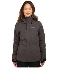 O'neill Curve Jacket Black Out Women's Coat