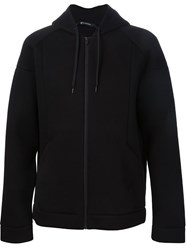 T By Alexander Wang Scuba Hooded Jacket Black