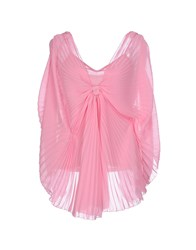 Cristinaeffe Collection Topwear Tops Women Pink