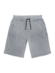 Label Lab Jersey Shorts Charcoal
