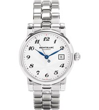 Montblanc 107316 Star Stainless Steel Watch