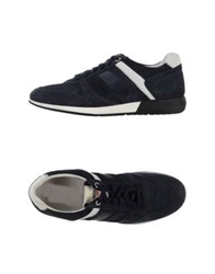 Paolo Da Ponte Low Tops And Trainers Grey